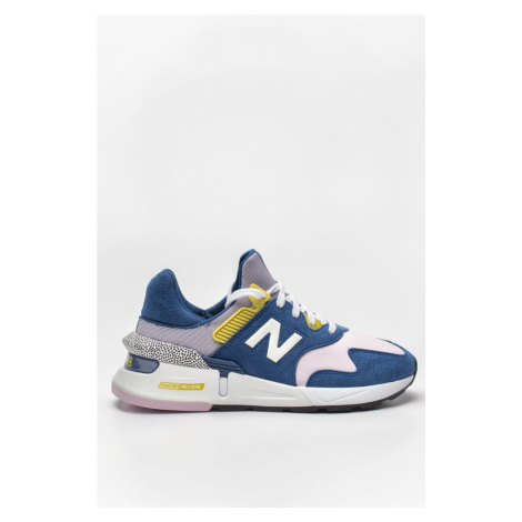 Buty New Balance Ws997Jce Blue With Pink 997