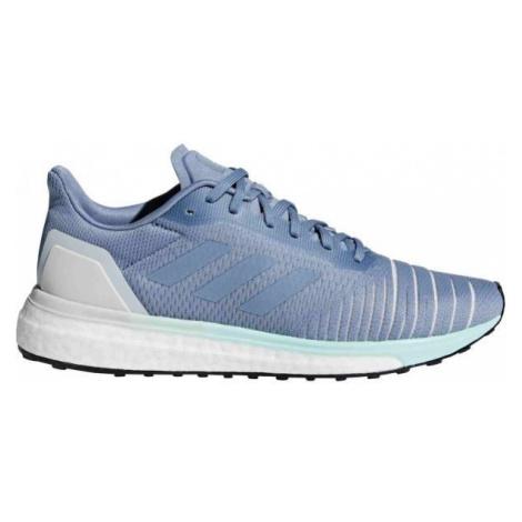 adidas SOLAR DRIVE W niebieski 4.5 - Obuwie do biegania damskie