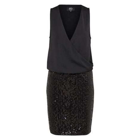 ONLY Sukienka koktajlowa 'ZILLE' czarny