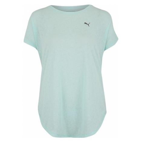 PUMA Koszulka funkcyjna 'Bold' pastelowy niebieski / czarny