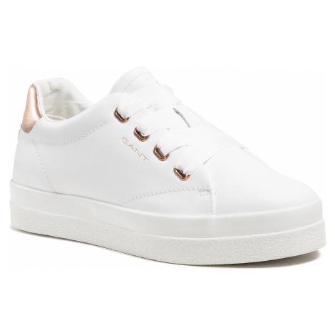 Sneakersy GANT - Avona 22531536 Br. White/Rose Gold G296