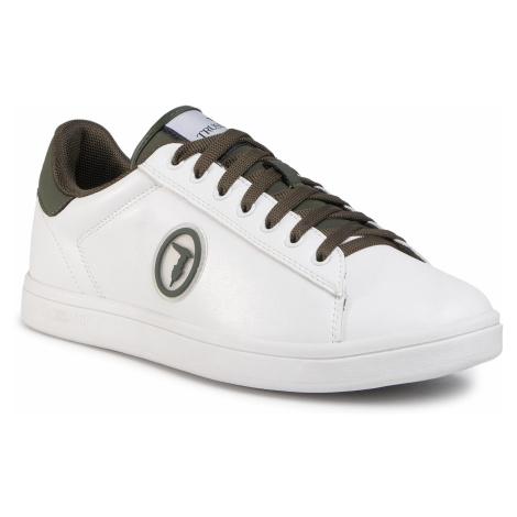 Sneakersy TRUSSARDI JEANS - 77A00274 W784