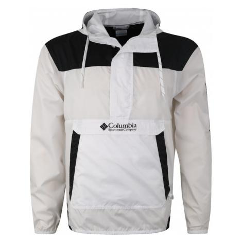 COLUMBIA Kurtka outdoor 'Challenger' czarny / biały