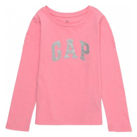 GAP Koszulka 'ARCH' różowy pudrowy