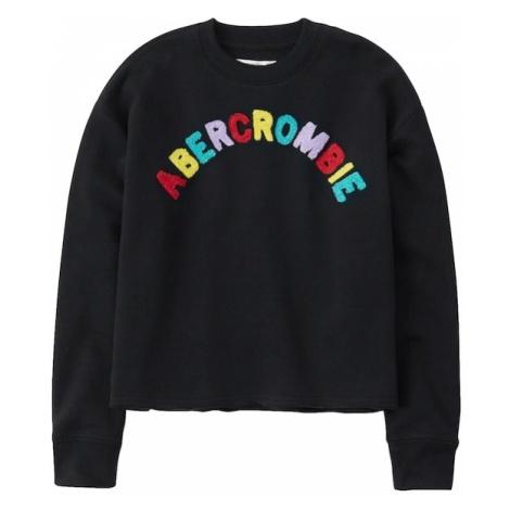 Abercrombie & Fitch Bluzka sportowa czarny