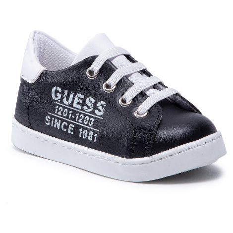 Sneakersy GUESS - Andrea FT5AND ELE12 BLACK