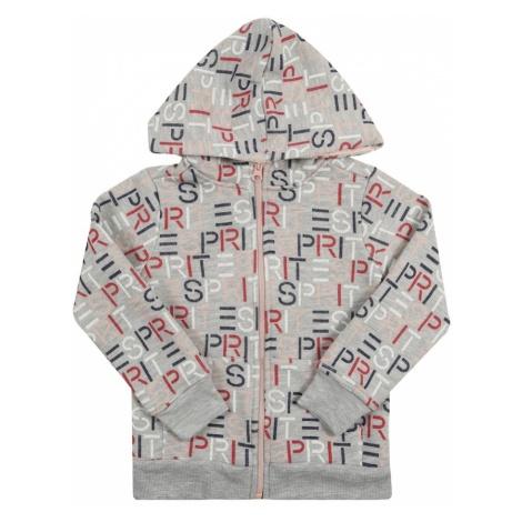 ESPRIT Bluzka sportowa granatowy / szary / różowy pudrowy / czerwony