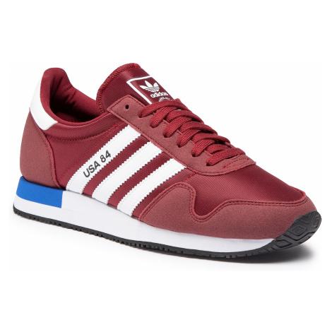 Buty adidas - Usa 84 FV2051 Cburgu/Ftwwht/Blue