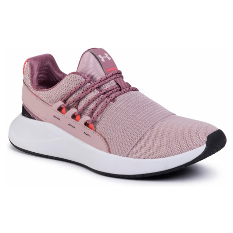 Buty UNDER ARMOUR - Ua W Charged Breathe Lace 3022584-602 Rose