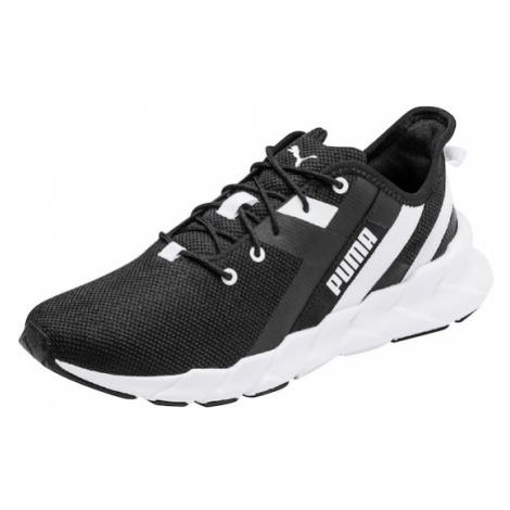 PUMA Buty do biegania czarny / biały