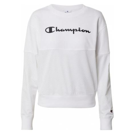 Champion Authentic Athletic Apparel Bluzka sportowa biały