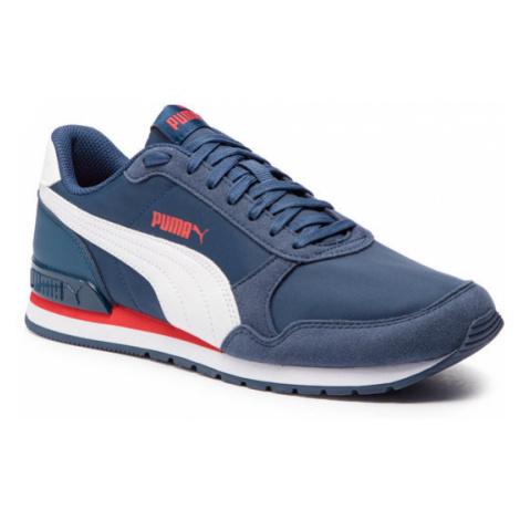 Puma Sneakersy St Runner V2 Nl 365278 03 Granatowy