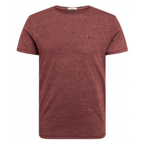 Tommy Jeans Koszulka burgund Tommy Hilfiger
