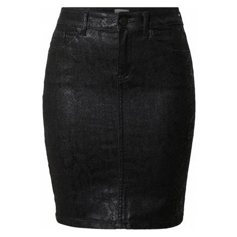 ONLY Spódnica 'ONLWILBER' czarny