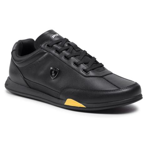 Sneakersy POLO RALPH LAUREN - Irvine Low 809806258001 Black