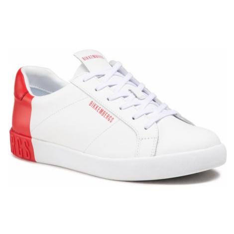 Bikkembergs Sneakersy Saul B4BKM0169 Biały