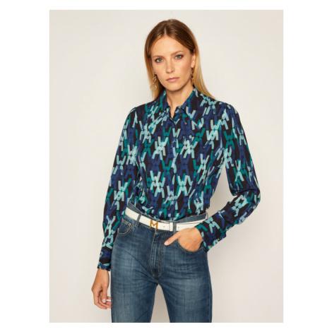 Marciano Guess Koszula Logotype 0BG402 8753Z Kolorowy Regular Fit
