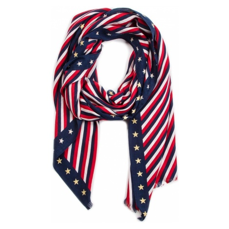 Szal TOMMY HILFIGER - Tommy Selvedge Scarf AW0AW06201 903