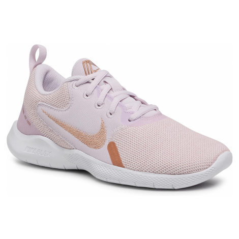 Buty NIKE - Flex Experience Rn 10 CI9964 600 Champagne/Mtlc Red Bronze