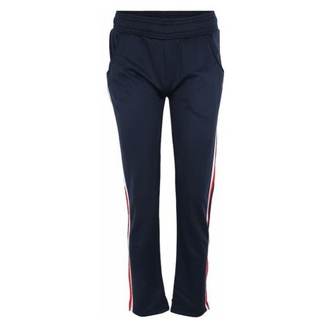 FILA Spodnie sportowe 'Palia' granatowy / czerwony / biały