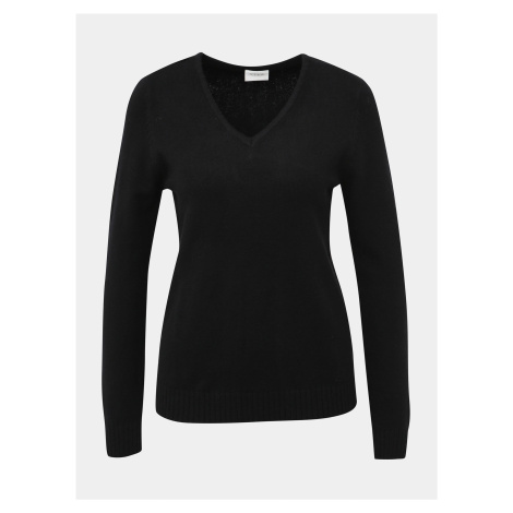 Czarny sweter VILA Viril