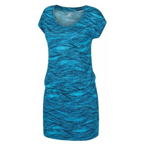 Hannah ZANZIBA niebieski 40 - Sukienka damska
