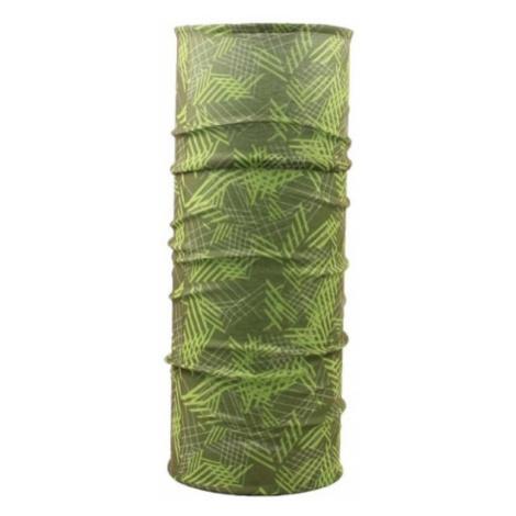 wielofunkcyjny szalik Printemp sv. zielony / zielony Husky