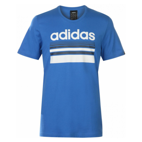 Adidas Horizon Linear T Shirt Mens