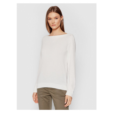 United Colors Of Benetton Sweter 102MD1O02 Beżowy Regular Fit