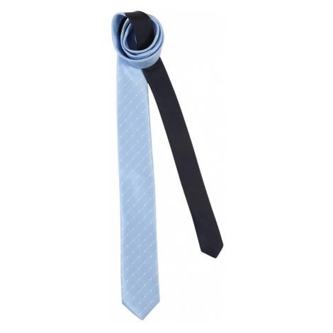 Esprit Collection Krawat 'dotted tie' jasnoniebieski
