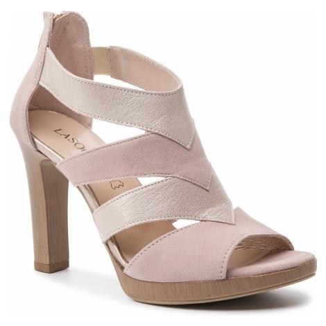 Sandały LASOCKI - Brema-17 Różowy