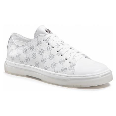 Sneakersy SOLO FEMME - 95224-13-L32/L83-03-00 Biały