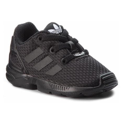 Buty adidas - Zx Flux El I BB9119 Clack/Cblack/Cblack