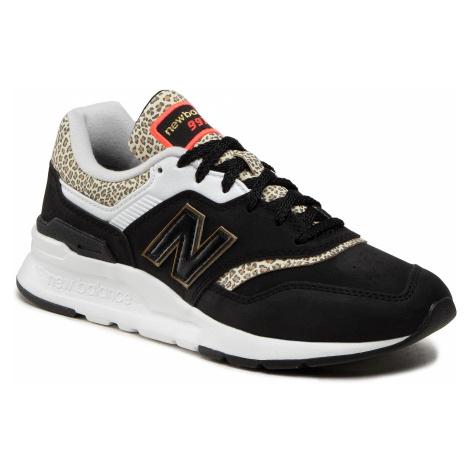 Sneakersy NEW BALANCE - CW997HPY Czarny Kolorowy