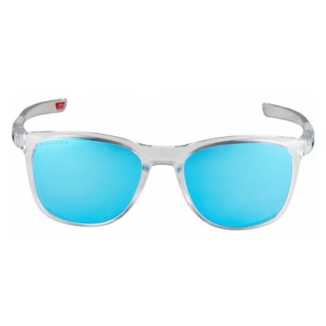 OAKLEY Sportowe okulary przeciwsłoneczne 'TRILLBE X' niebieski / biały