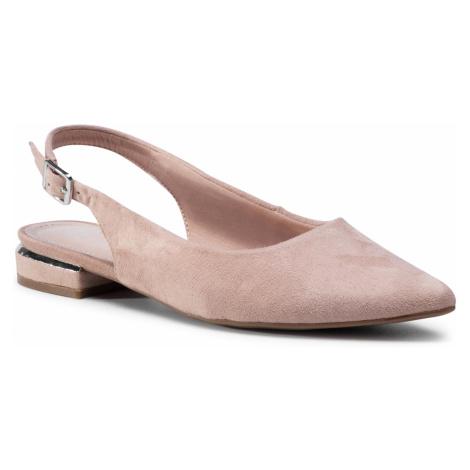 Sandały JENNY FAIRY - LS5371-09 Pink