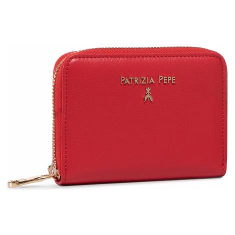 Duży Portfel Damski PATRIZIA PEPE - 2V8512/A4U8N-R309 Lipstick Red