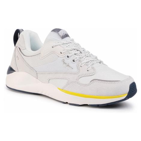 Sneakersy PEPE JEANS - Blake X73 PMS30596 White 800