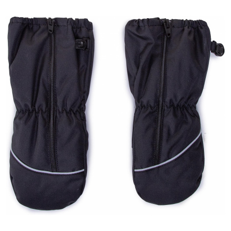 Rękawiczki dziecięce REIMA - Tepas 517203 Black 9990
