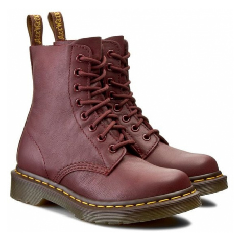 Dr. Martens Botki Pascal 13512411 Bordowy Dr Martens
