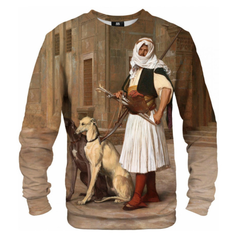 Pan GUGU & Miss GO Unisex's Sweter S-PC1558 Mr. Gugu & Miss Go