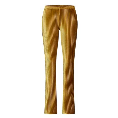GLAMOROUS Spodnie żółty