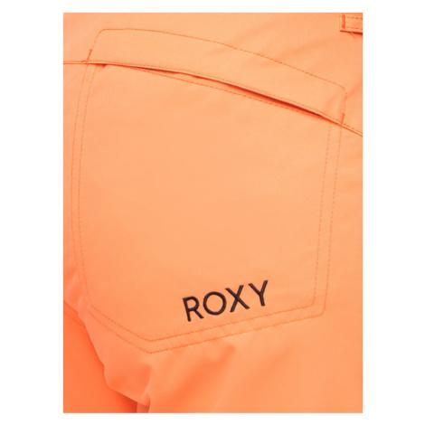 Roxy Spodnie snowboardowe Winterbreak ERJTP03090 Różowy Straight Fit