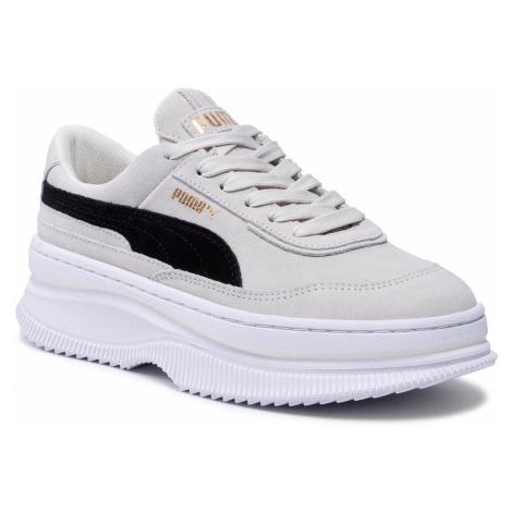 Sneakersy PUMA - Deva Suede 372423 01 Marshmallow/Puma Black