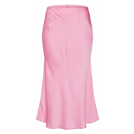 GLAMOROUS Spódnica różowy