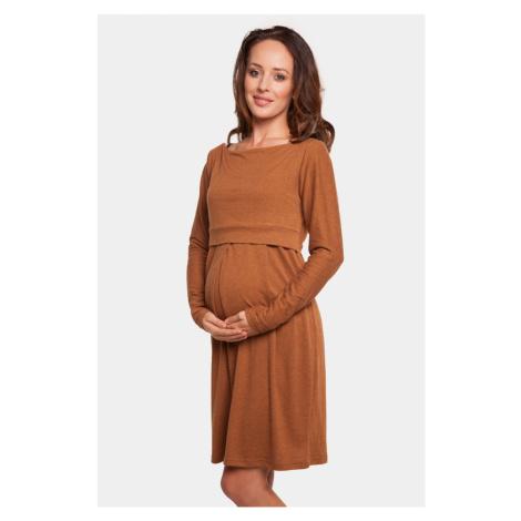 Sukienka ciążowa i do karmienia Audrey