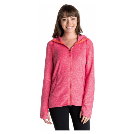 bluza Roxy Tranquility Zip - MNAH/Azalea Heather