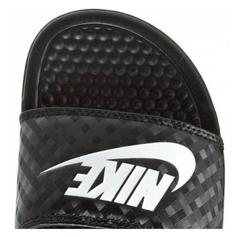 Nike Klapki Benassi Jdi 343881 011 Czarny