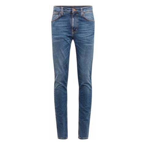 Nudie Jeans Co Jeansy 'Lean Dean' niebieski