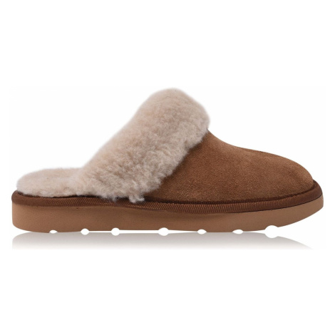SoulCal Childrens Faux Fur Lined Slippers Soulcal & Co